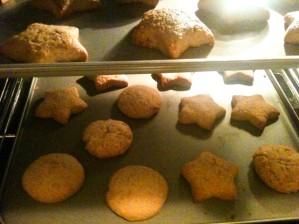 Lebkuchen Baking