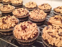Top of the Morning Cupcakes